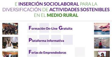 O Centro de Desenvolvemento Agrario e Fademur poñen en marcha un programa de inserción laboral e emprendemento para mulleres