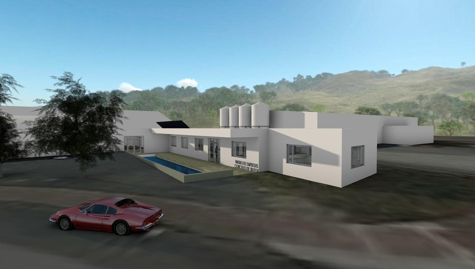O goberno municipal leva a pleno unha modificación de crédito para construir o viveiro de empresas en Área 33