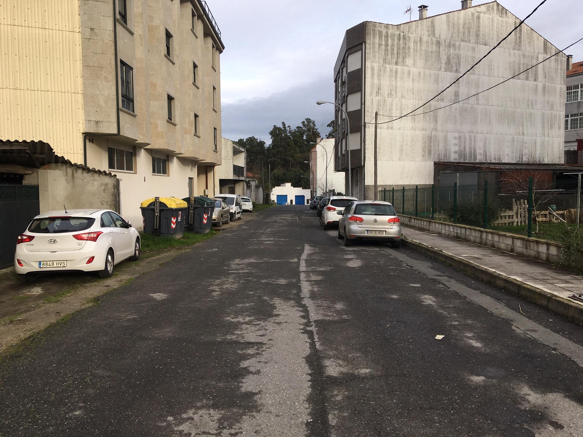 O Concello de Silleda urbanizará a Travesía Vista Alegre, na vila da Bandeira