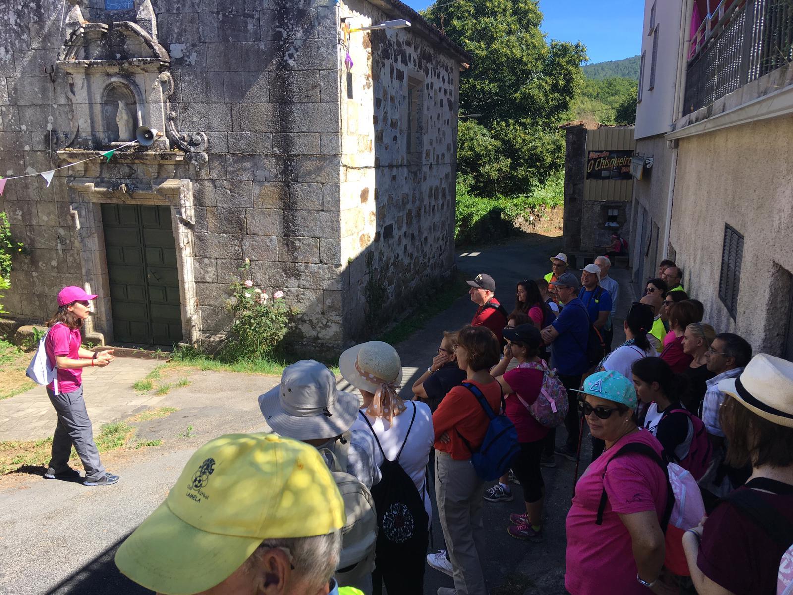 O programa Goza do Ulla volta a Silleda cun novo roteiro intermunicipal, entre Cira e San Miguel de Castro
