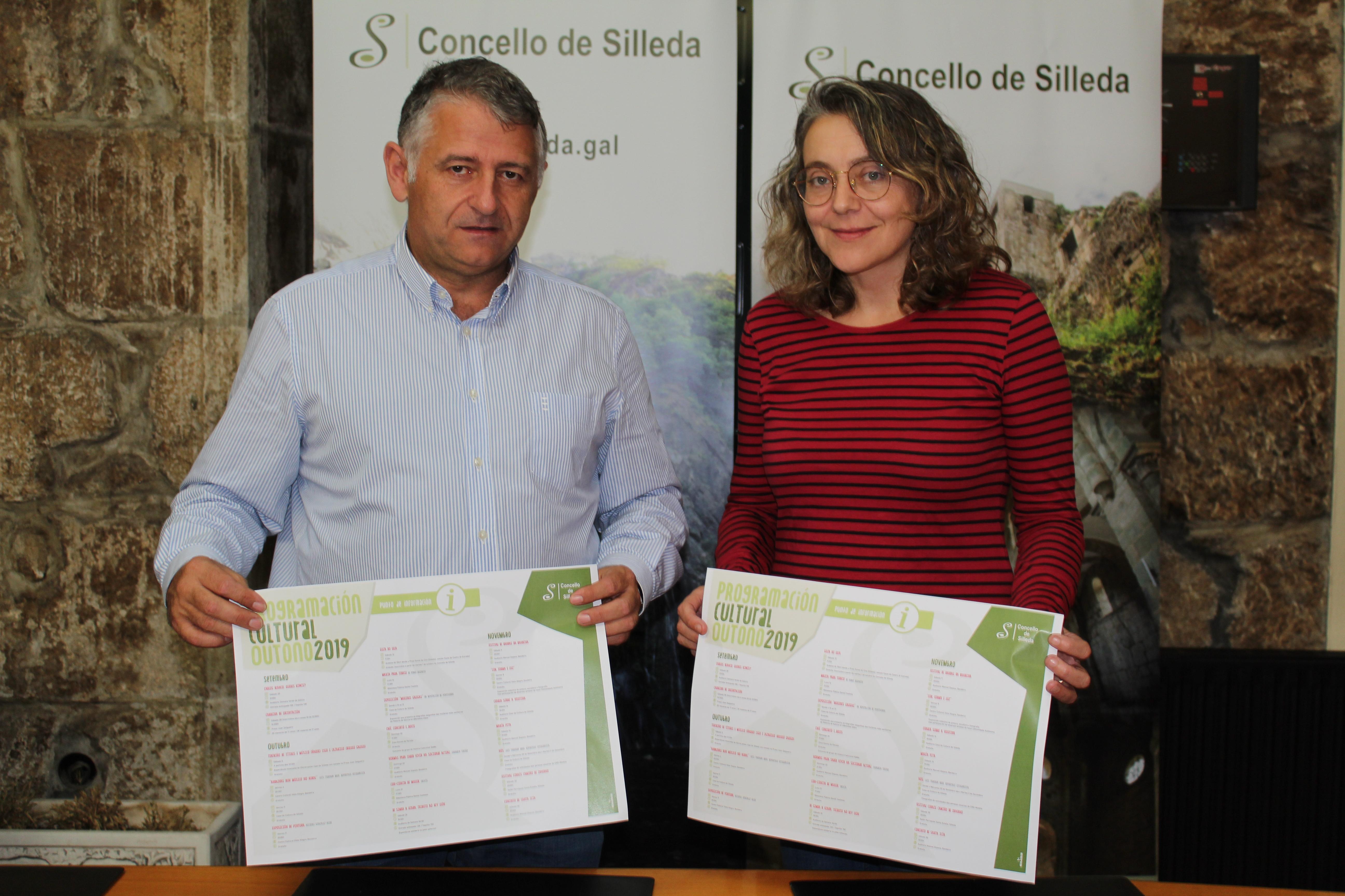 Carlos Blanco abre este sábado o programa cultural de outono en Silleda, cunha vintena de actividades