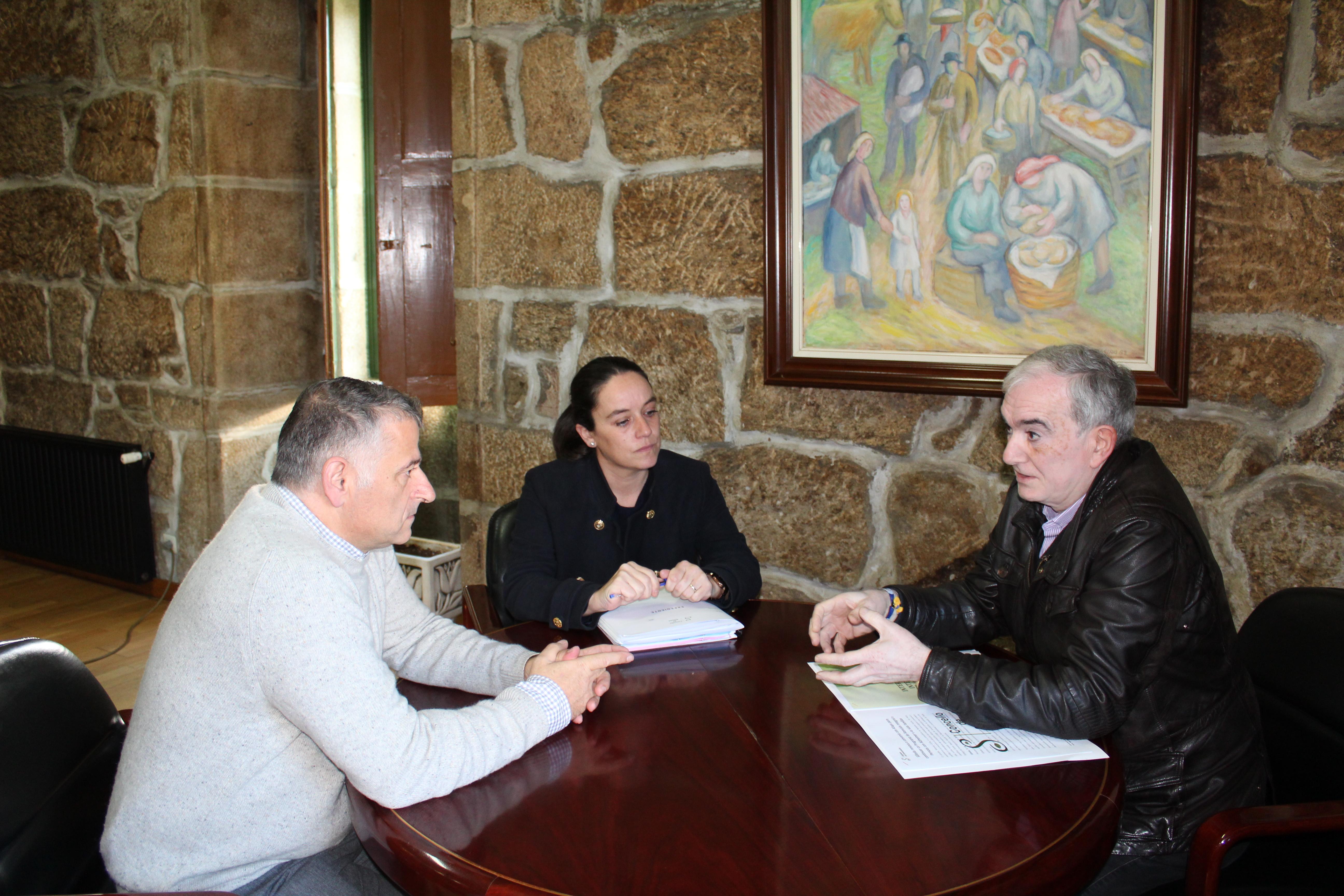 Silleda renova o convenio con Afapo para continuar mellorando o Programa de Atención Integral a Persoas con Alzheimer e as súas familias
