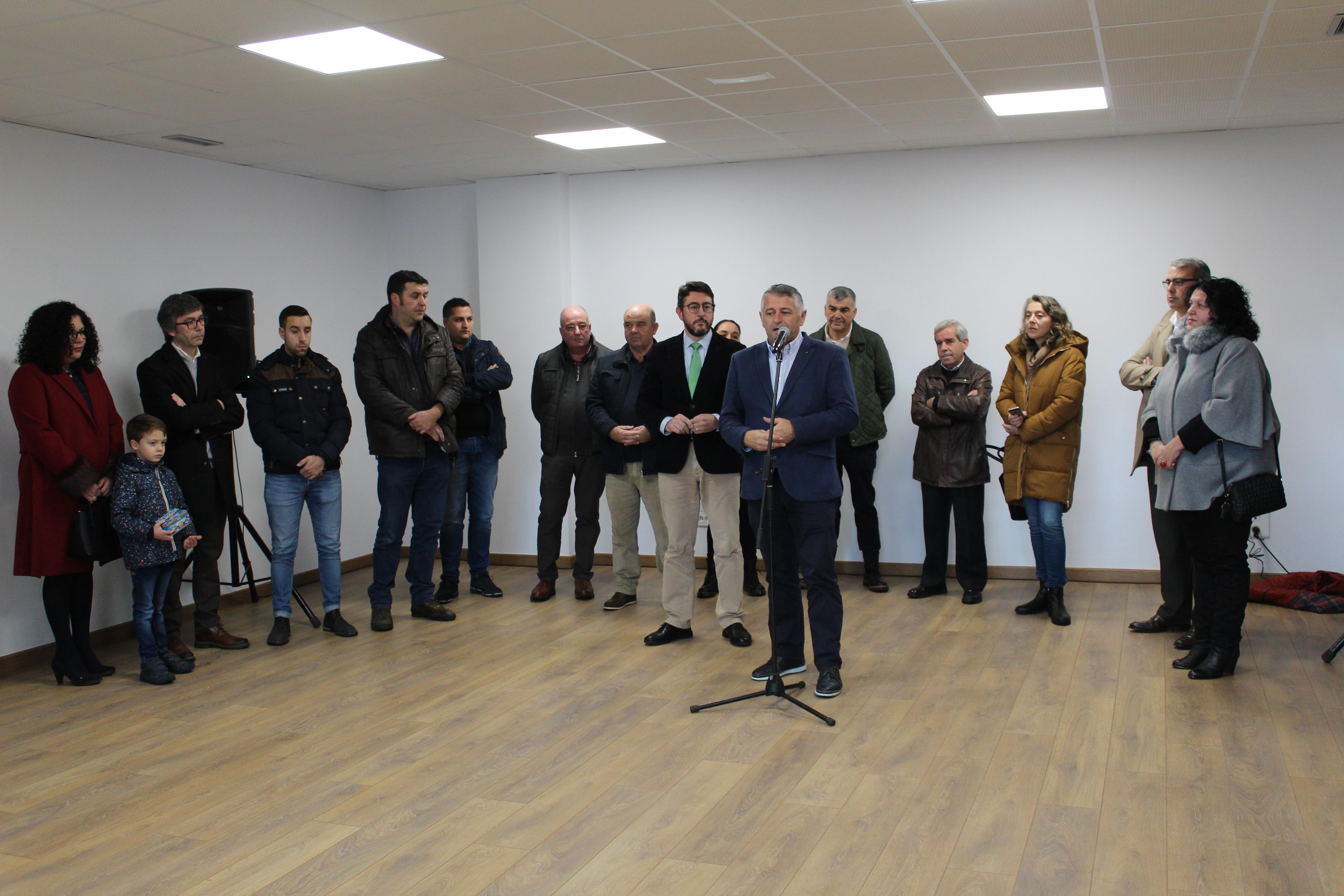 Silleda estrea o Viveiro de Empresas do polígono Área 33, cunha inversión de case 400.000 euros