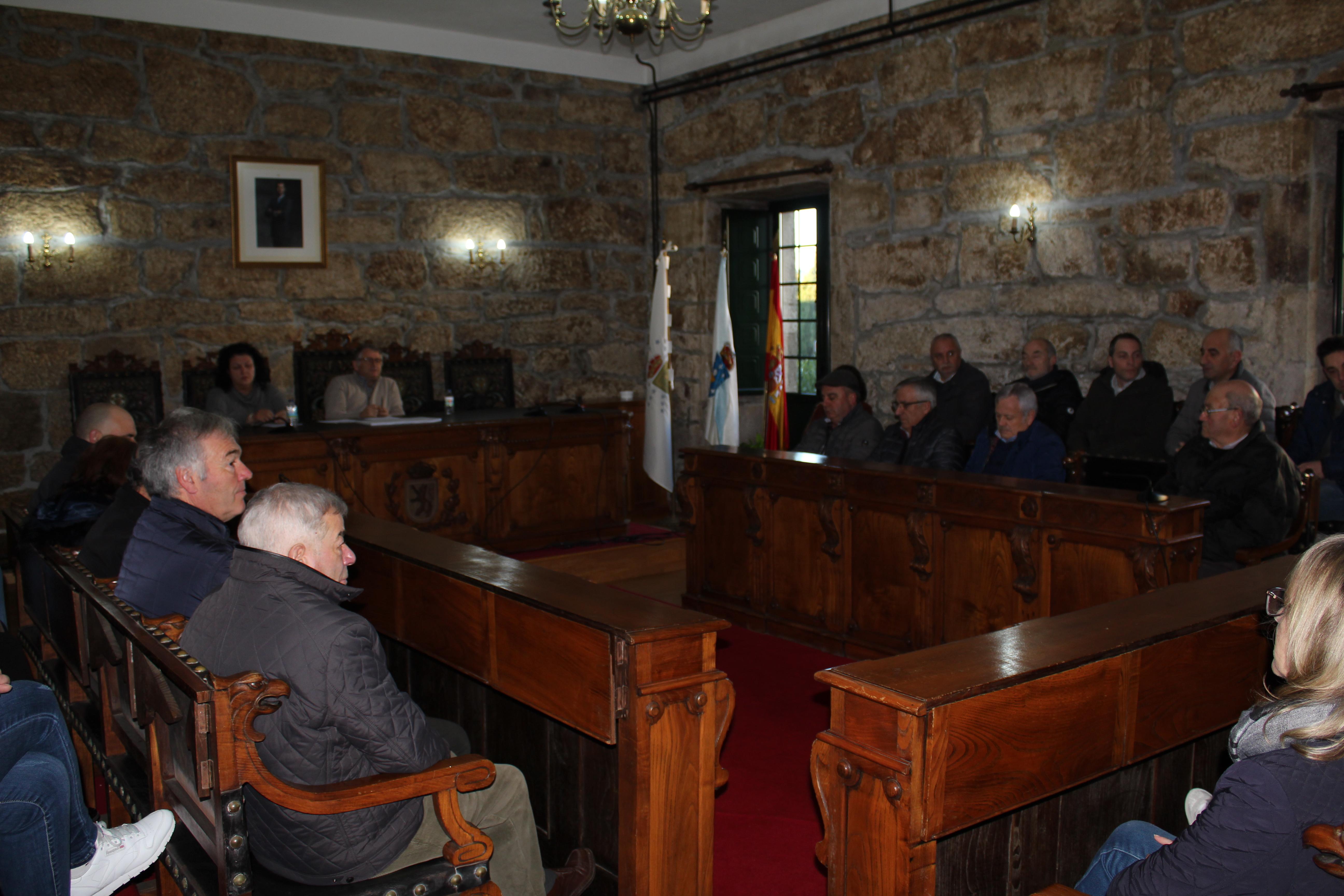 Convocada para o 2 de marzo a mesa de traballo sobre a mobilidade no municipio de Silleda