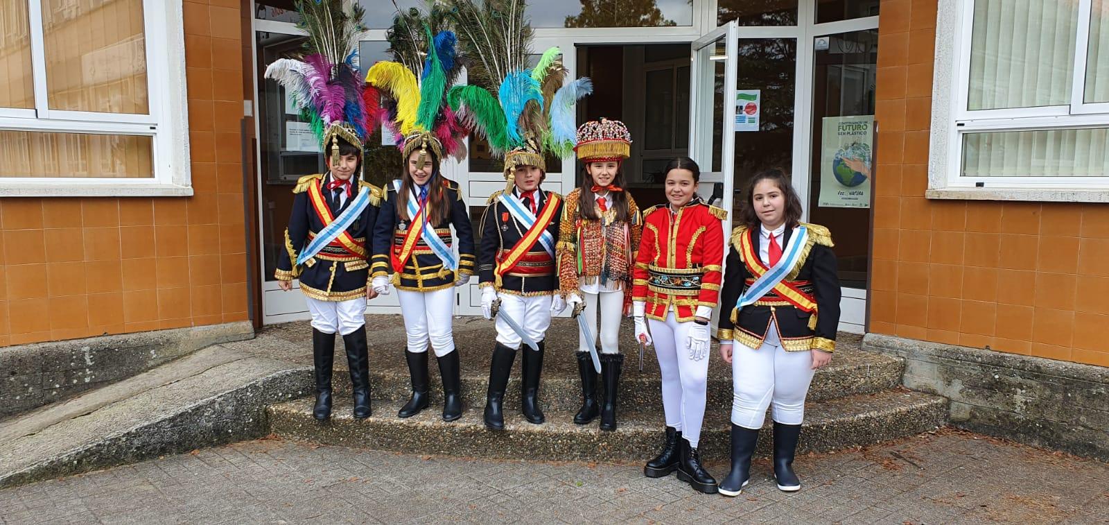 Comeza a fin de semana grande do entroido no municipio de Silleda, con música, premios aos mellores disfraces e a tradición dos Xenerais da Ulla