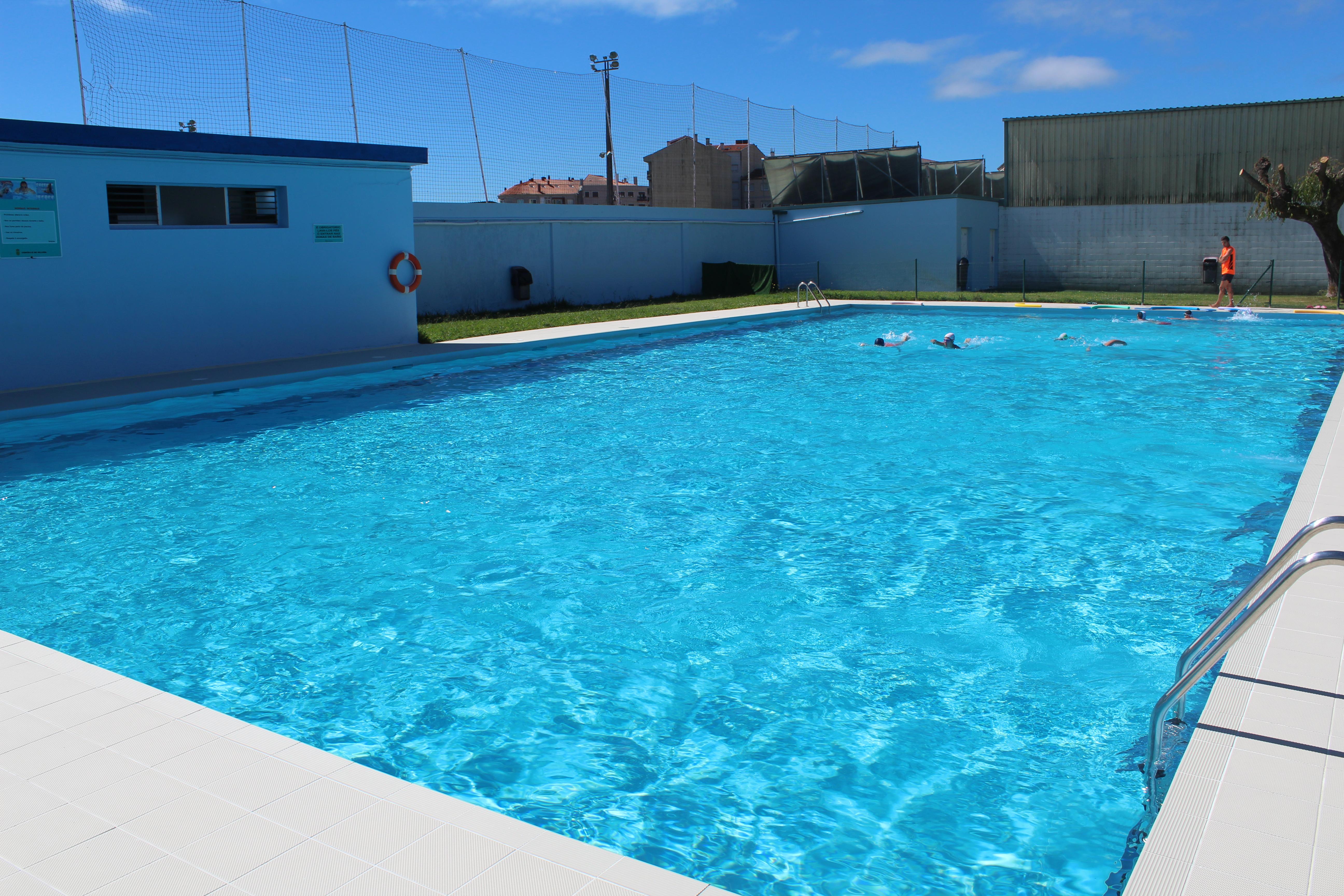 O Concello de Silleda abrirá as piscinas ao público o vindeiro mércores 1 de xullo