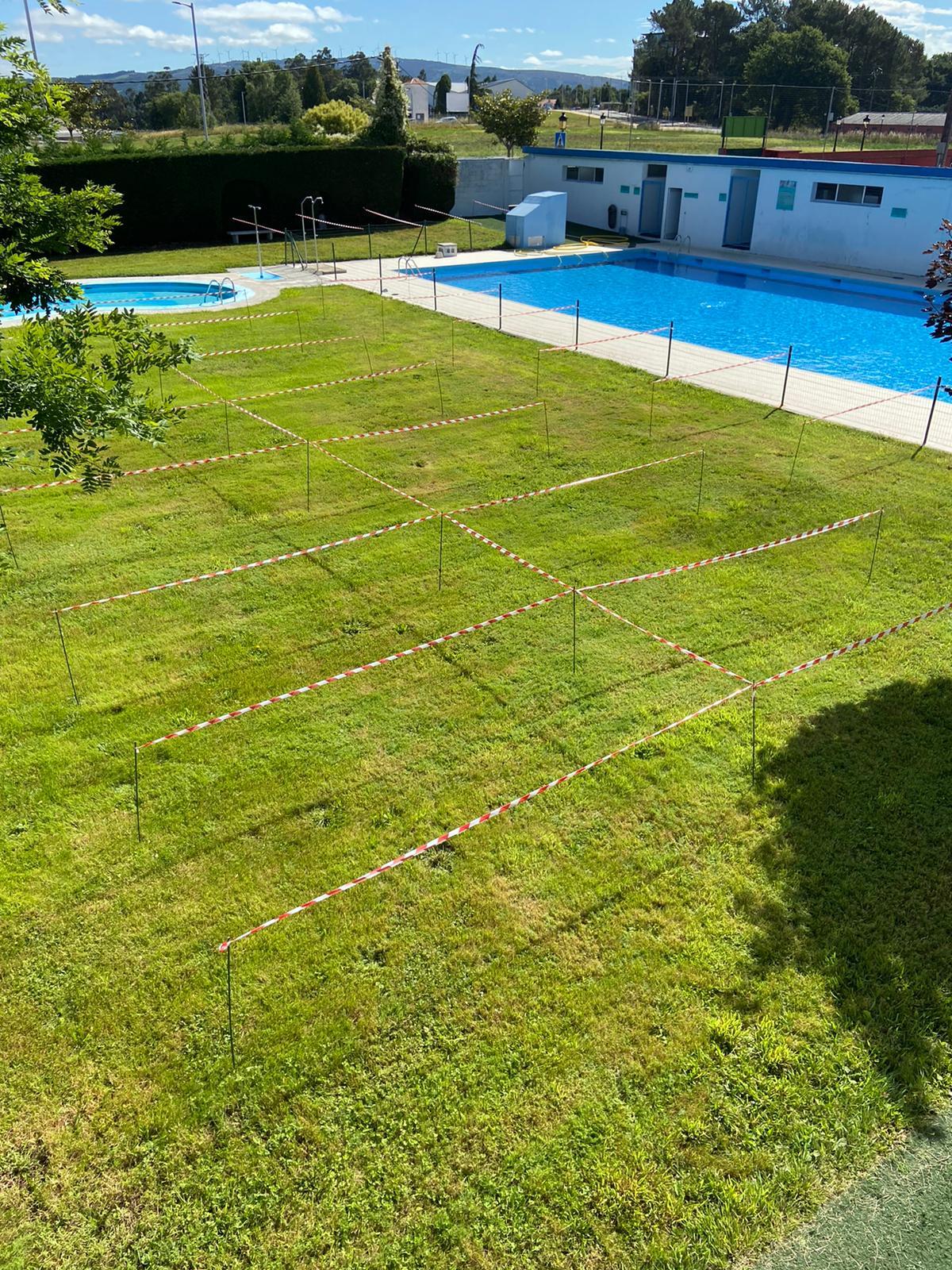 O Concello de Silleda abre mañá as piscinas municipais e o Mosteiro de Carboeiro