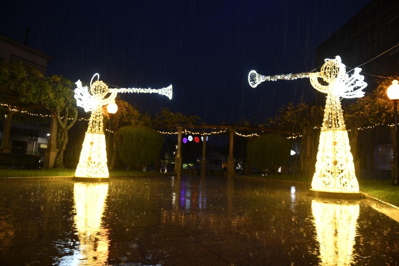O Concello de Silleda convoca un concurso de decoración de Nadal, con máis de 2.000 euros en premios para gastar en comercio e hostalería