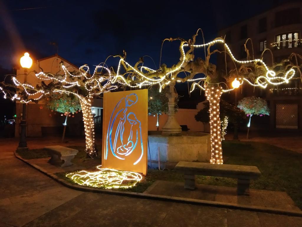 Fallados os premios do concurso de decoración Silleda Fai Nadal