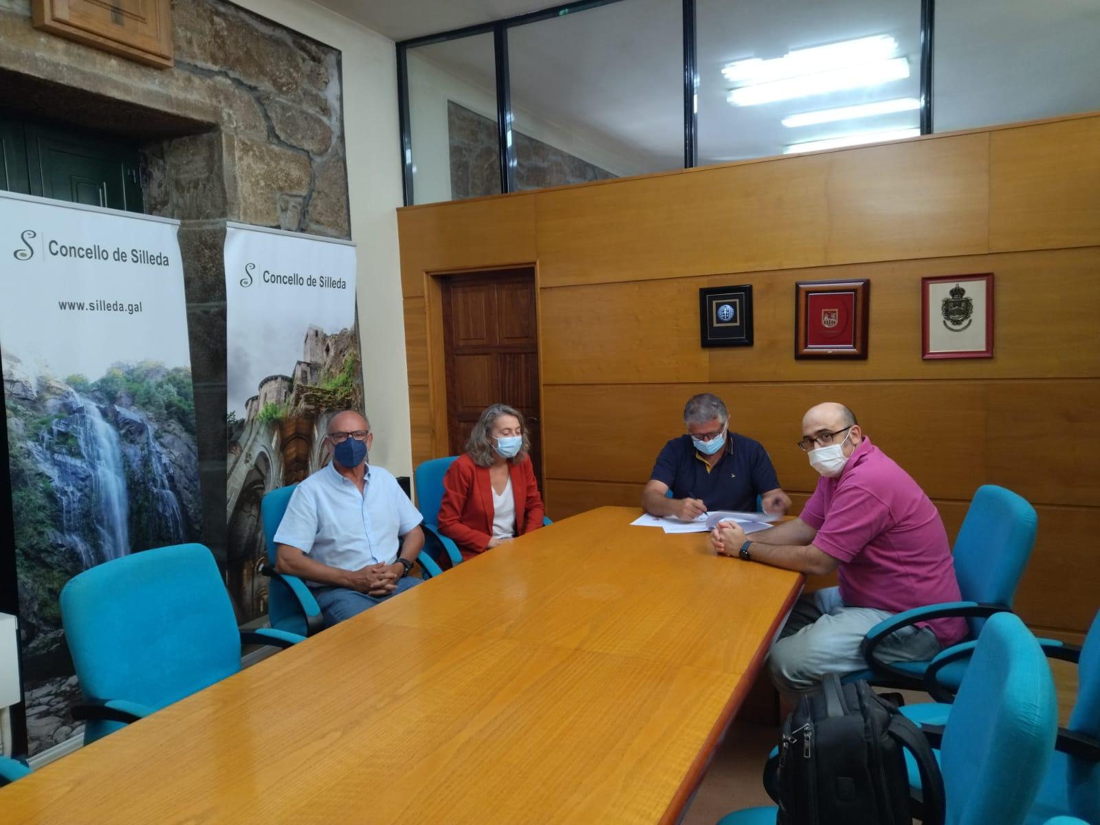 Silleda continuará sendo a sede oficial do filial do Monbus Obradoiro de baloncesto