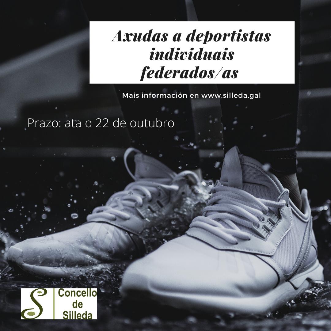 Aberta a convocatoria de axudas a deportistas individuais federados do Concello de Silleda